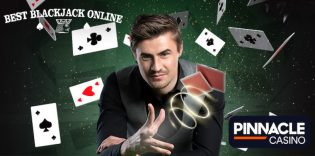 Pinnacle Blackjack Cashback for April 2019